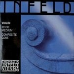 Thomastik-Infeld Violin-Saiten Infeld Hybridkern Satz Blau