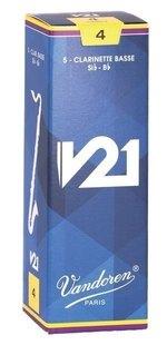 Vandoren Blatt Bass-Klarinette V21 2 1/2
