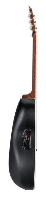 Ovation E-Akustikgitarre Custom Legend Deep Contour Cutaway Black
