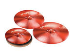 Paiste Beckenset 900 Serie Color Sound Red Universal