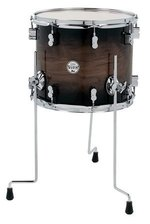 PDP by DW Standtom Concept Exotic Charcoal Burst