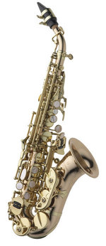 Yanagisawa Bb-Sopran Saxophon SC-992 Artist Bronze SC-992