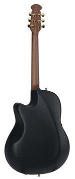 Adamas E-Akustikgitarre 2087GT Deep Contour Cutaway Black