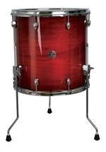 Gretsch Floor Tom Catalina Club Gloss Crimson Burst