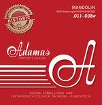 Adamas Mandoline-Saiten Adamas Saiten für Mandoline Historic Reissue Med.-Light .011