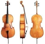 GEWA Strings Cello Germania 11 4/4 Modell Berlin antik