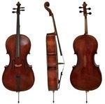 GEWA Made in Germany Cello Germania 11 4/4 Modell Rom antik