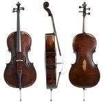 GEWA Strings Cello Germania 11 4/4 Modell Paris antik