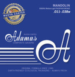 Adamas Mandolinen Saiten Adamas Nuova coated beschichtet Med.-Light .011