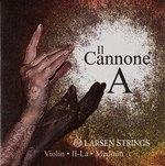 Larsen Larsen Saiten für Violine Il CANNONE A Aluminium Soloist
