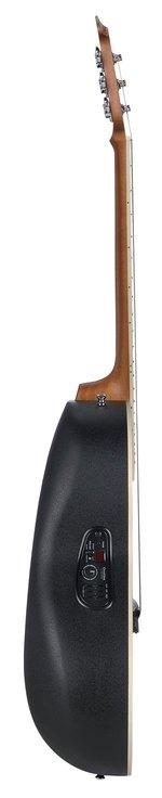 Ovation E-Akustikgitarre Standard Balladeer Deep Contour Cutaway Black