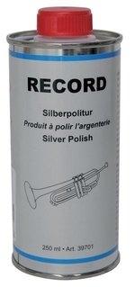 La Tromba - Das Original Metallputzmittel Record Silver-Polish