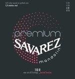 Savarez Saiten für Mandoline SAVAREZ Mandoline Premium 110R Satz