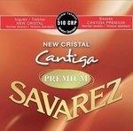 Savarez Savarez Saiten für Klassik-Gitarre New Cristal Cantiga Premium Satz Normal