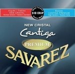 Savarez Savarez Saiten für Klassik-Gitarre New Cristal Cantiga Premium Satz mixed