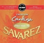 Savarez Savarez Saiten für Klassik-Gitarre Creation Cantiga Premium Satz normal