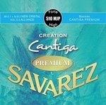 Savarez Savarez Saiten für Klassik-Gitarre Creation Cantiga Premium Satz high