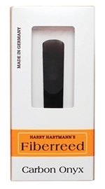 Fiberreed Blatt Bb-Klarinette Carbon Onyx H