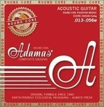 Adamas Akustik-Gitarren Saiten Historic Reissue Phosphor Bronze Round Core DADGAD-Tuning