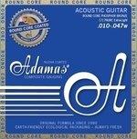 Adamas Adamas Saiten für Akustikgitarre Nuova Phosphor Bronze beschichtet 12-str. Light .010-.047