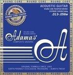 Adamas Adamas Saiten für Akustikgitarre Nuova Phosphor Bronze beschichtet Round Core DADGAD-Tuning