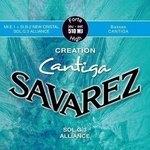 Savarez Klassikgitarre-Saiten Creation Cantiga 510 Satz high