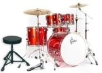 Gretsch Drumset Energy Red