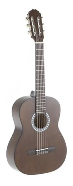 PURE GEWA Klassikgitarre Basic 1/2 walnussfarbig