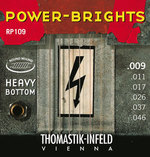 Thomastik-Infeld E-Gitarre-Saiten Power Brights Series Satz 009 heavy