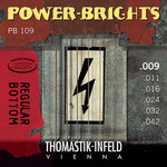 Thomastik-Infeld E-Gitarre-Saiten Power Brights Series Satz 009