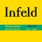 Thomastik-Infeld E-Gitarre-Saiten Superalloy round wound Satz 010