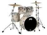 PDP by DW Shellset Concept Maple Finish Ply Twisted Ivory