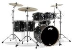 PDP by DW Drumset Concept Maple Ebony Stain