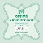 Optima Violin-Saiten Lenzner Goldbrokat Satz 4/4