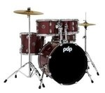 PDP by DW Komplettsets Centerstage Red Sparkle