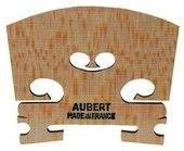 AUBERT VIOLIN BRIDGE MIRROR CUT