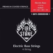 GEWA STRINGS FOR E-BASS FIRE&STONE NICKEL ALLOY