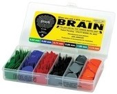 BRAIN PICKS PLECTRUM BRAIN BOX 8043
