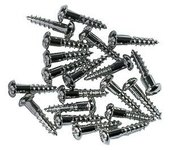 GEWA MACHINE HEAD ACCESSORIES F&S CROSS-HEAD SCREWS