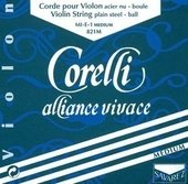CORELLI VIOLIN STRINGS ALLIANCE