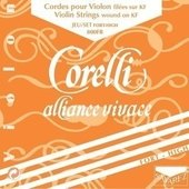 CORELLI CORDES VIOLON ALLIANCE
