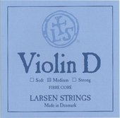 LARSEN VIOLIN STRINGS ORIGINAL SYNTHETIC / FIBER CORE