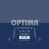OPTIMA STRINGS FOR VIOLIN GOLD HEAD