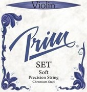 PRIM STRINGS FOR VIOLINS STAINLESS STEEL STRINGS