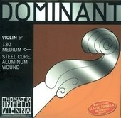 THOMASTIK INFELD THOMASTIK STRINGS FOR VIOLIN DOMINANT NYLON CORE