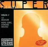 THOMASTIK-INFELD VIOLIN STRINGS SUPERFLEXIBLE ROPE CORE