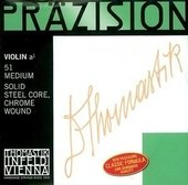 THOMASTIK-INFELD VIOLIN STRINGS PRECISION STEEL SOLID CORE
