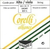 CORELLI STRINGS FOR VIOLA ALLIANCE