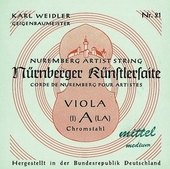 NÜRNBERGER STRINGS FOR VIOLA KUENSTLER STRAND CORE