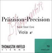 THOMASTIK-INFELD STRINGS FOR VIOLA PRECISION STEEL SOLID CORE